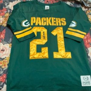 Victoria secret packers jersey
